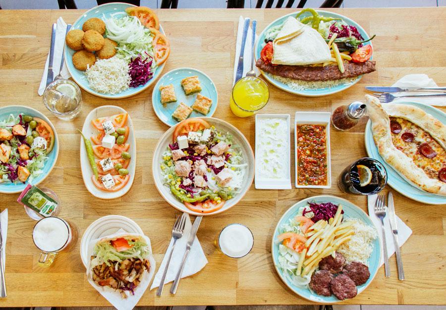 Restaurante turco